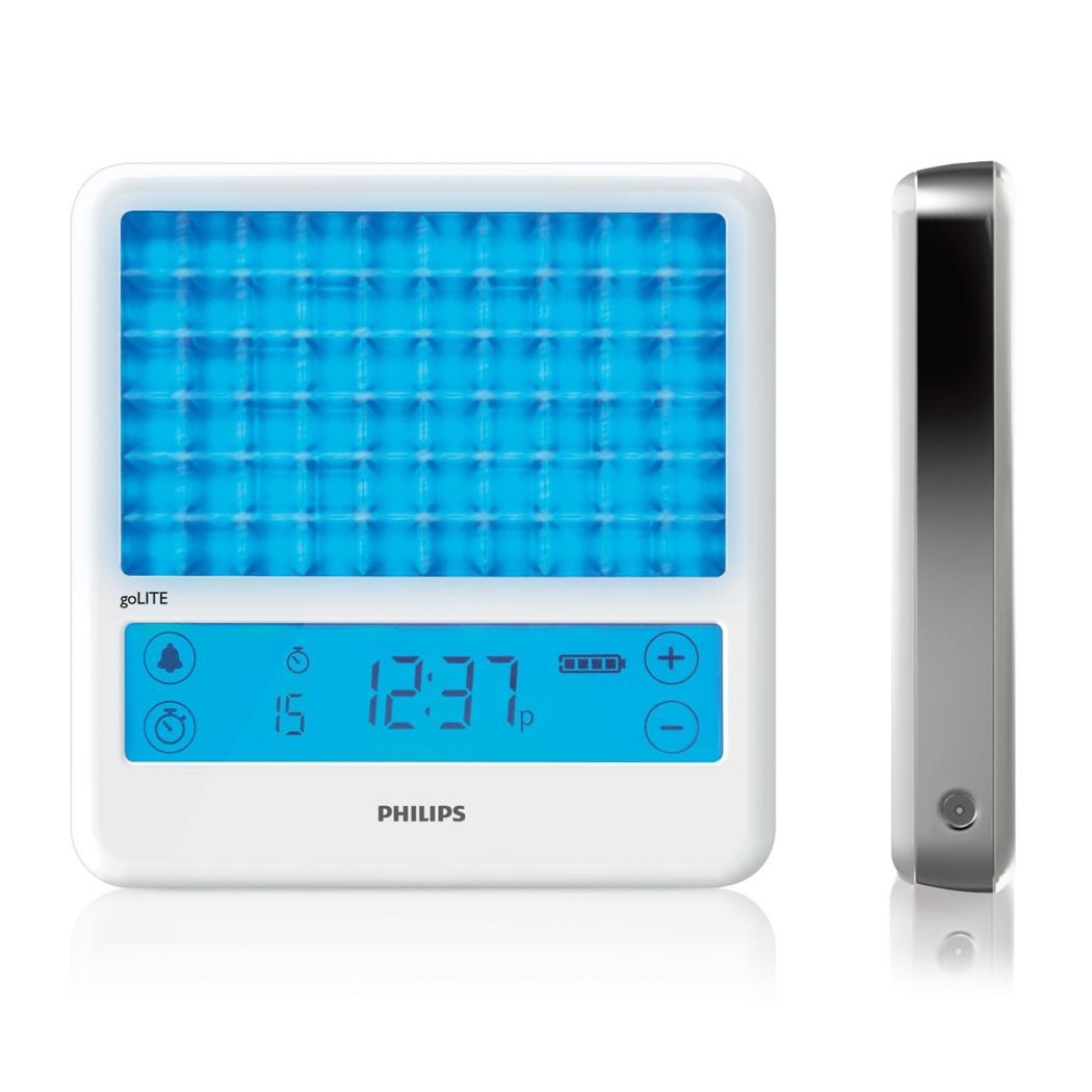 Philips goLite Blue light therapy device