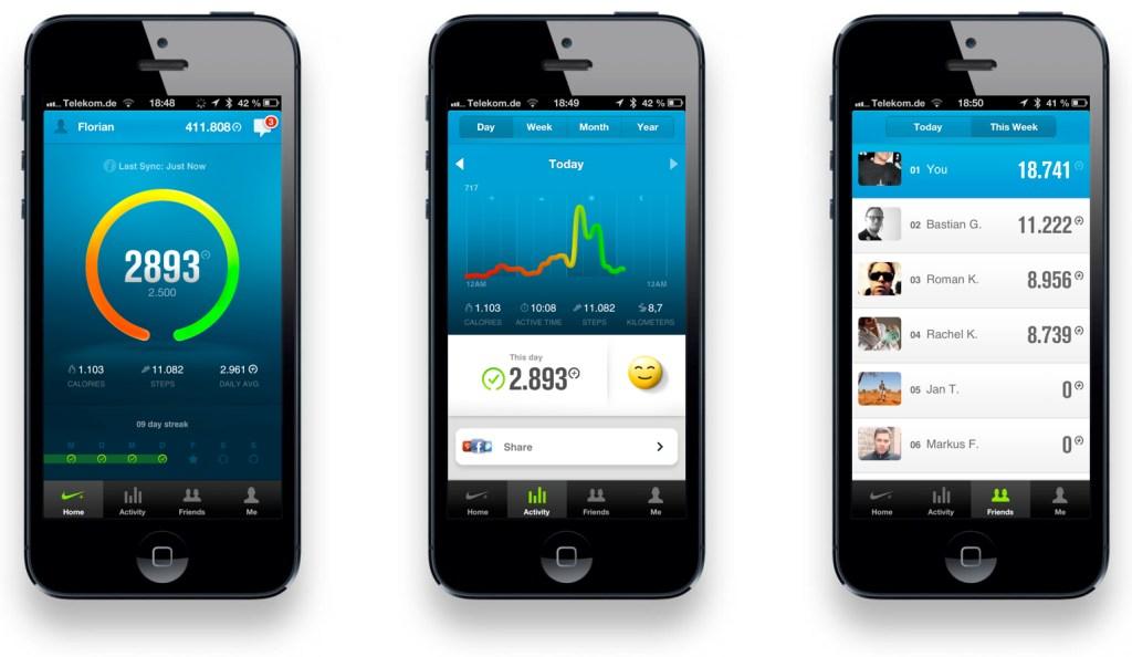 fuelband app