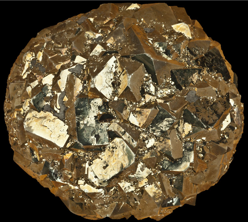 Pyrite Indiana Geological Amp Water Survey