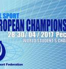 Invitation to IGSF European Championship 2017, 280-30.04.2017 Pecs, Hungary