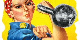 IGSF congratulations with International women's day all female kettlebell lifters!