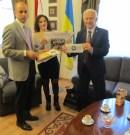 IGSF visited the Embassy of Lebanon in Ukraine