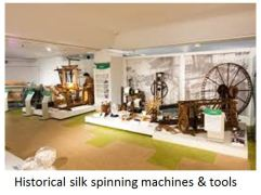 Silk M Hall machine xx