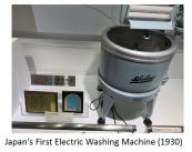 Toshiba Washing M