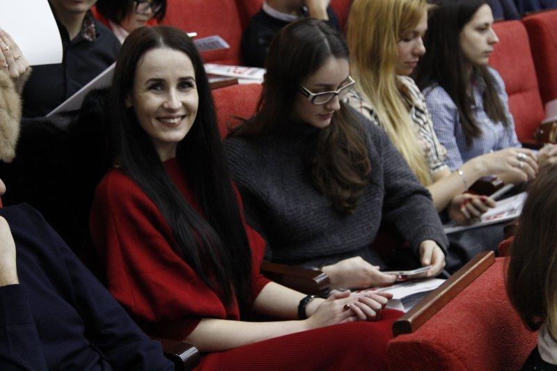 Студенты заочной магистратуры-2016 приступили к занятиям в Институте