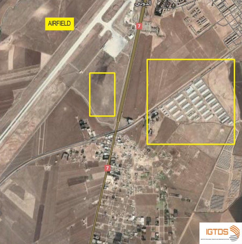Russia handed strategic airbase in Syria to Iran, in a bid to prevent a clash with Israel