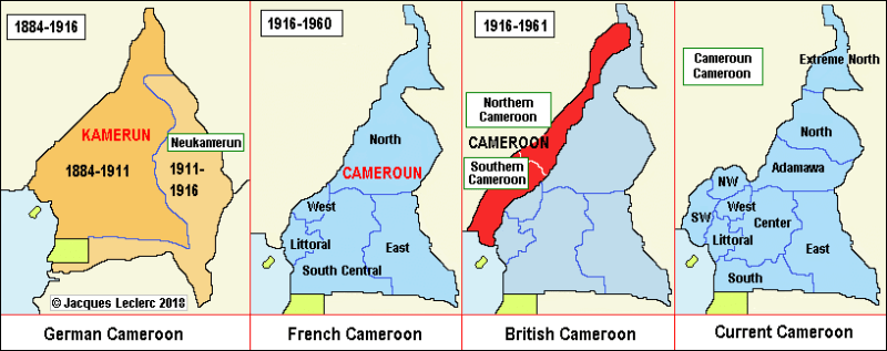 Reasons and scenarios of Ethno-Political Tensions in Cameroon