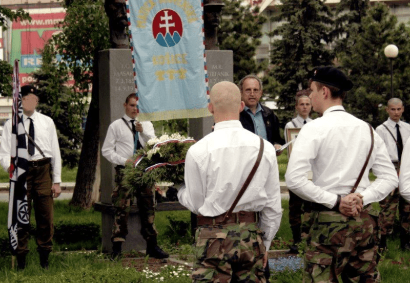 Russia keeps setting up and backing neo-Nazi fighting groups in the West