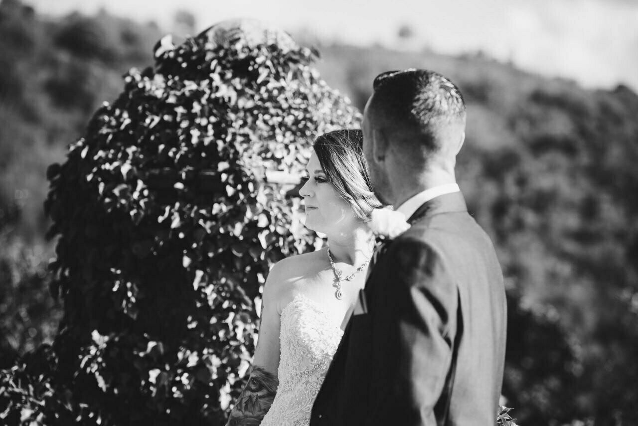 Cressbrook Hall wedding photography - Debbie and Martin 40
