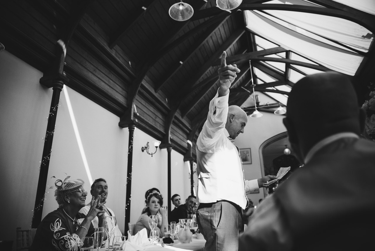 Cressbrook Hall wedding photography - Debbie and Martin 50