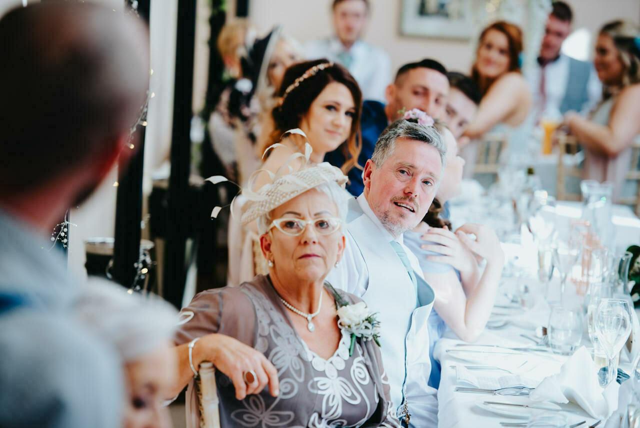 Cressbrook Hall wedding photography - Debbie and Martin 51