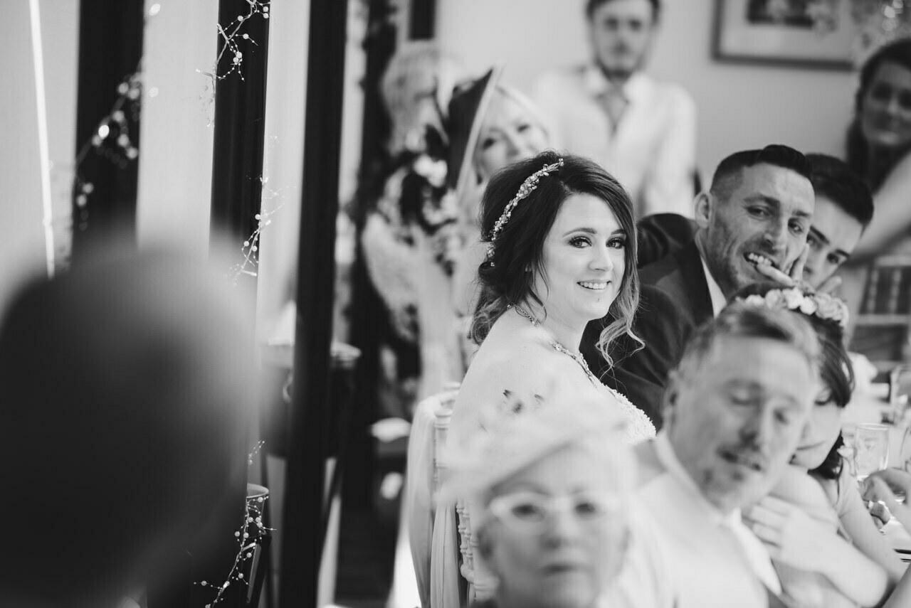Cressbrook Hall wedding photography - Debbie and Martin 52