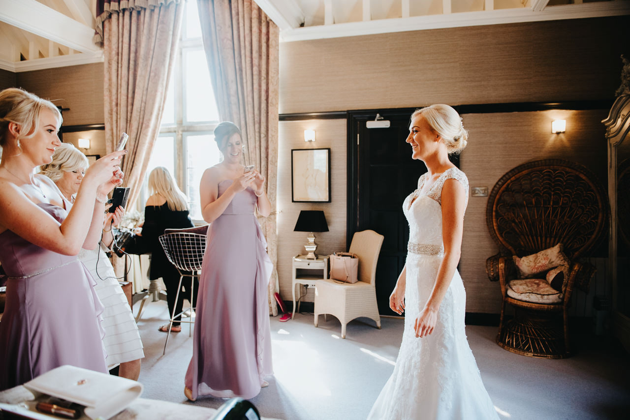 Falcon Manor Wedding Photography Yorkshire 29