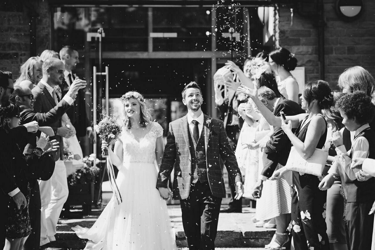 Northorpe Hall- Mirfield Wedding  Photography 22