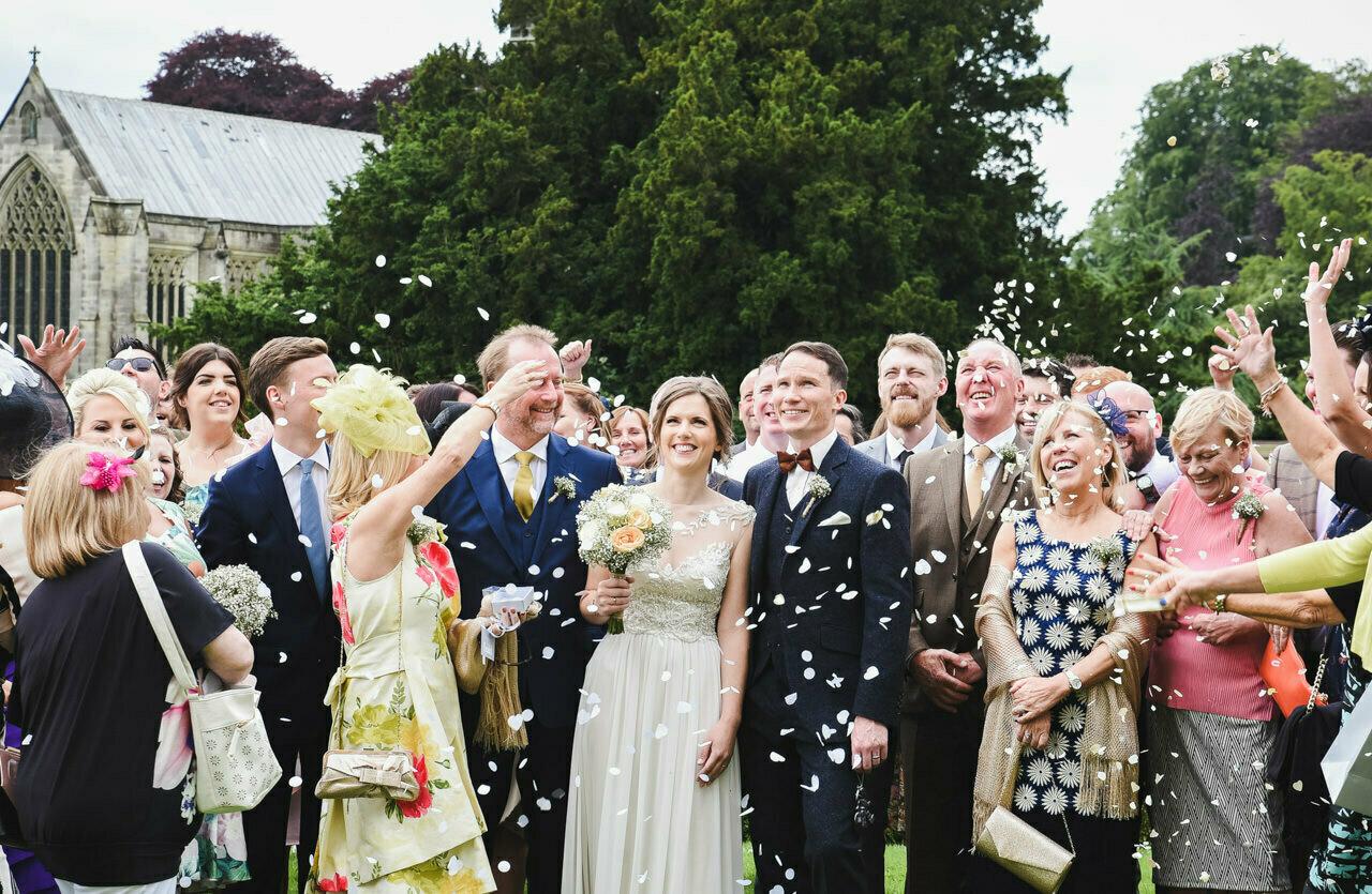 Sledmere House -Wedding  Photography Yorkshire 43