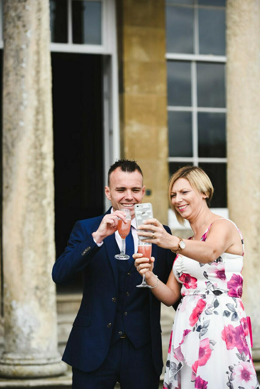 Sledmere House -Wedding  Photography Yorkshire 46