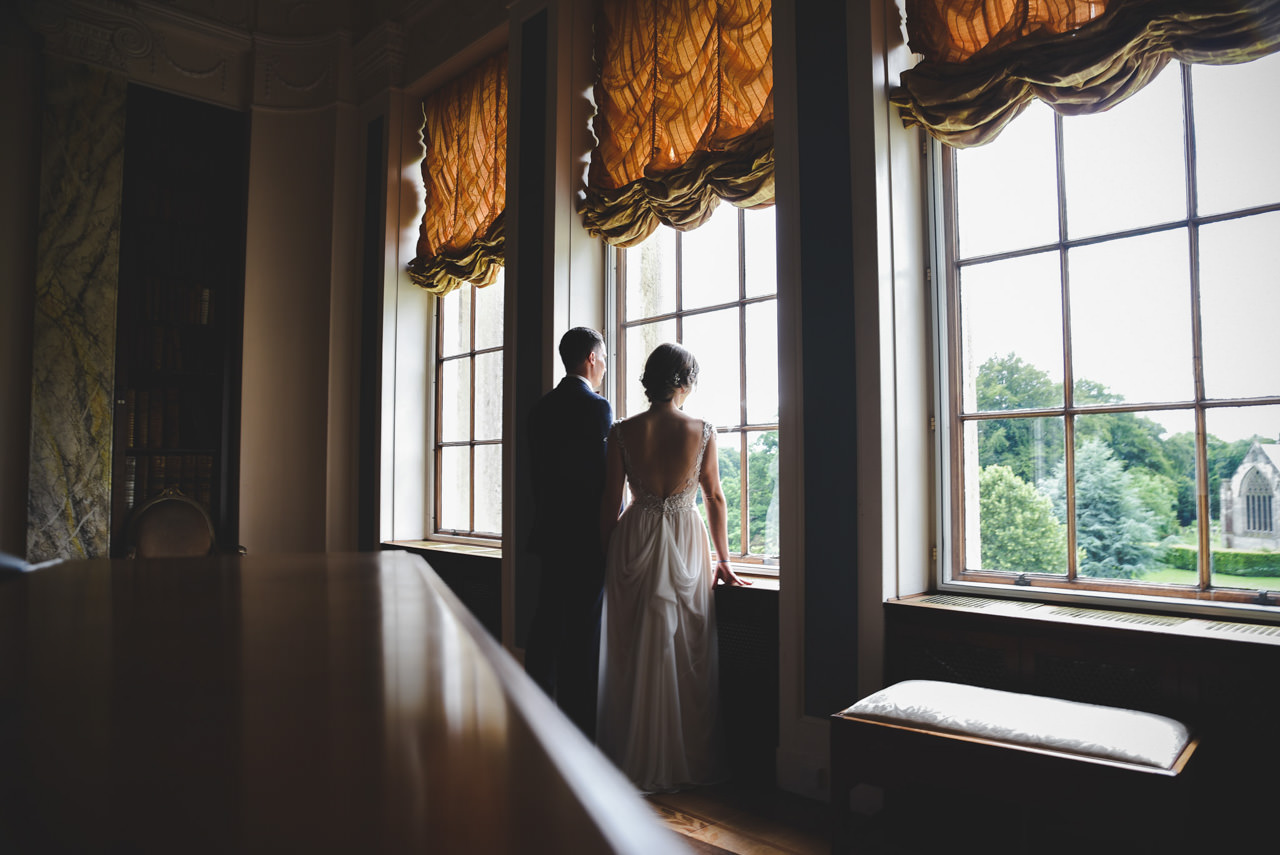 Sledmere House -Wedding  Photography Yorkshire 71