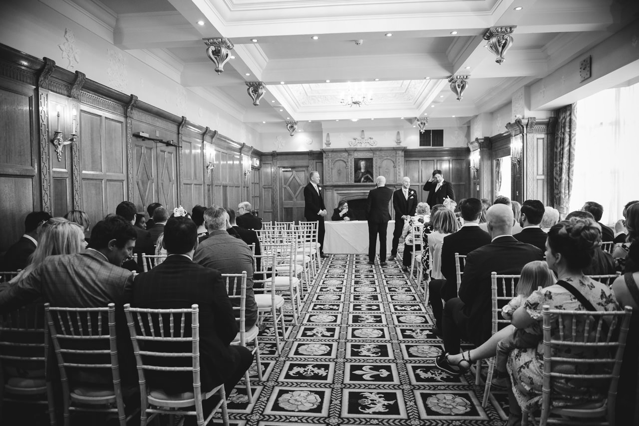 The Midland Hotel -Wedding Photography Manchester 16