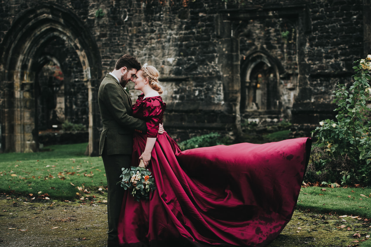 WEDDING PHOTOGRAPHY WHALLEY ABBEY - LANCASHIRE 49