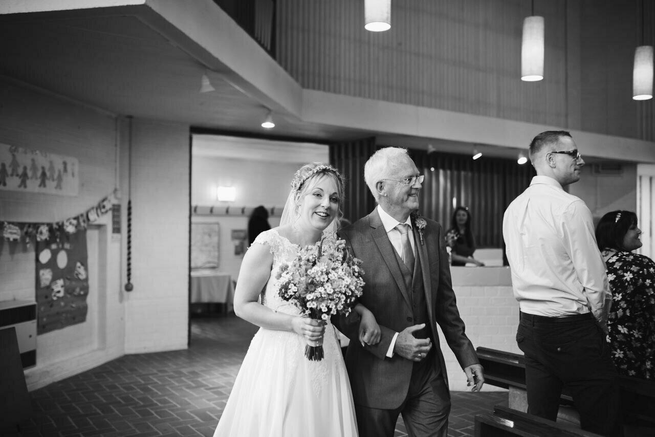 Rustic wedding at Wharfedale Grange-Yorkshire Wedding photographer 21