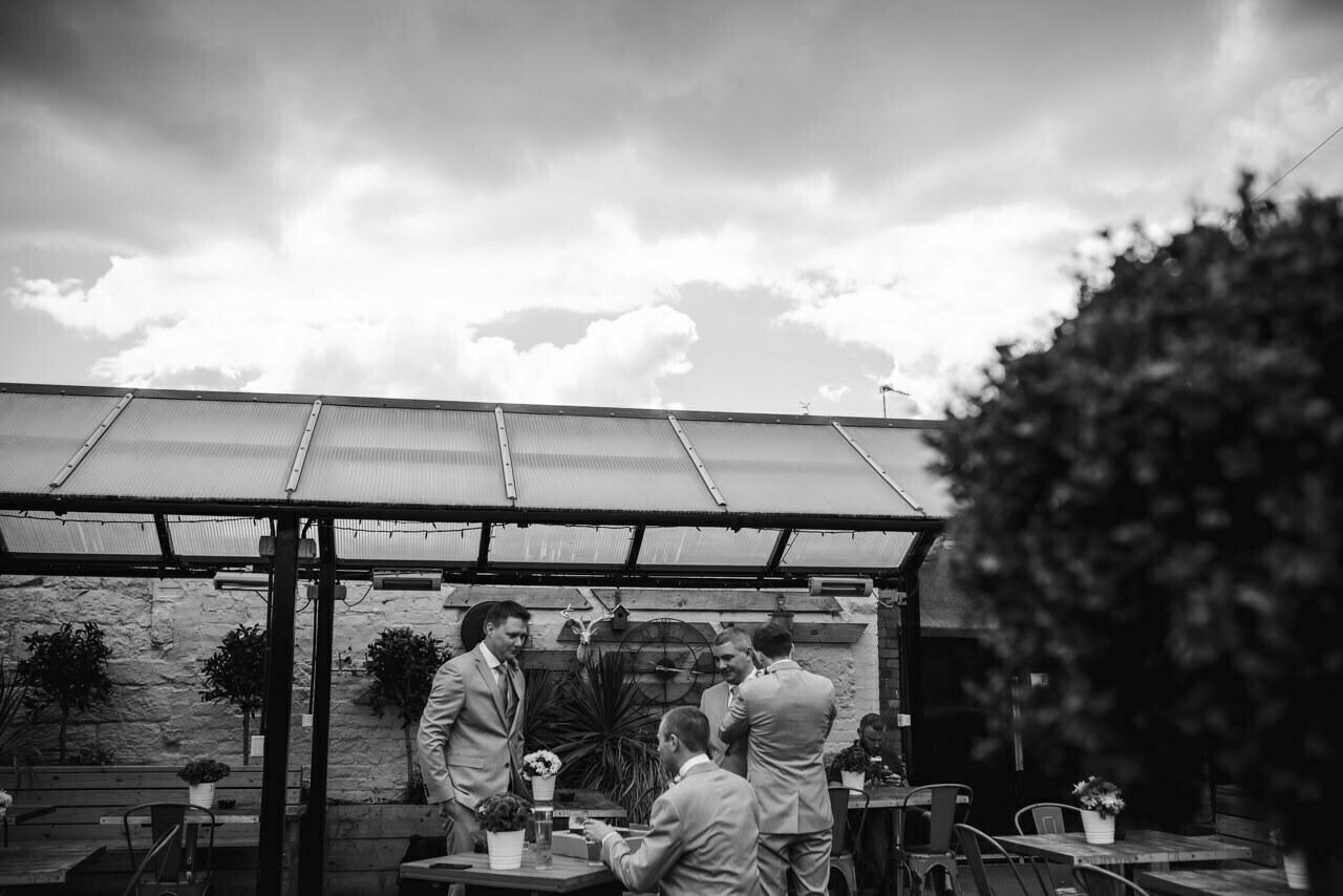 Rustic wedding at Wharfedale Grange-Yorkshire Wedding photographer 7
