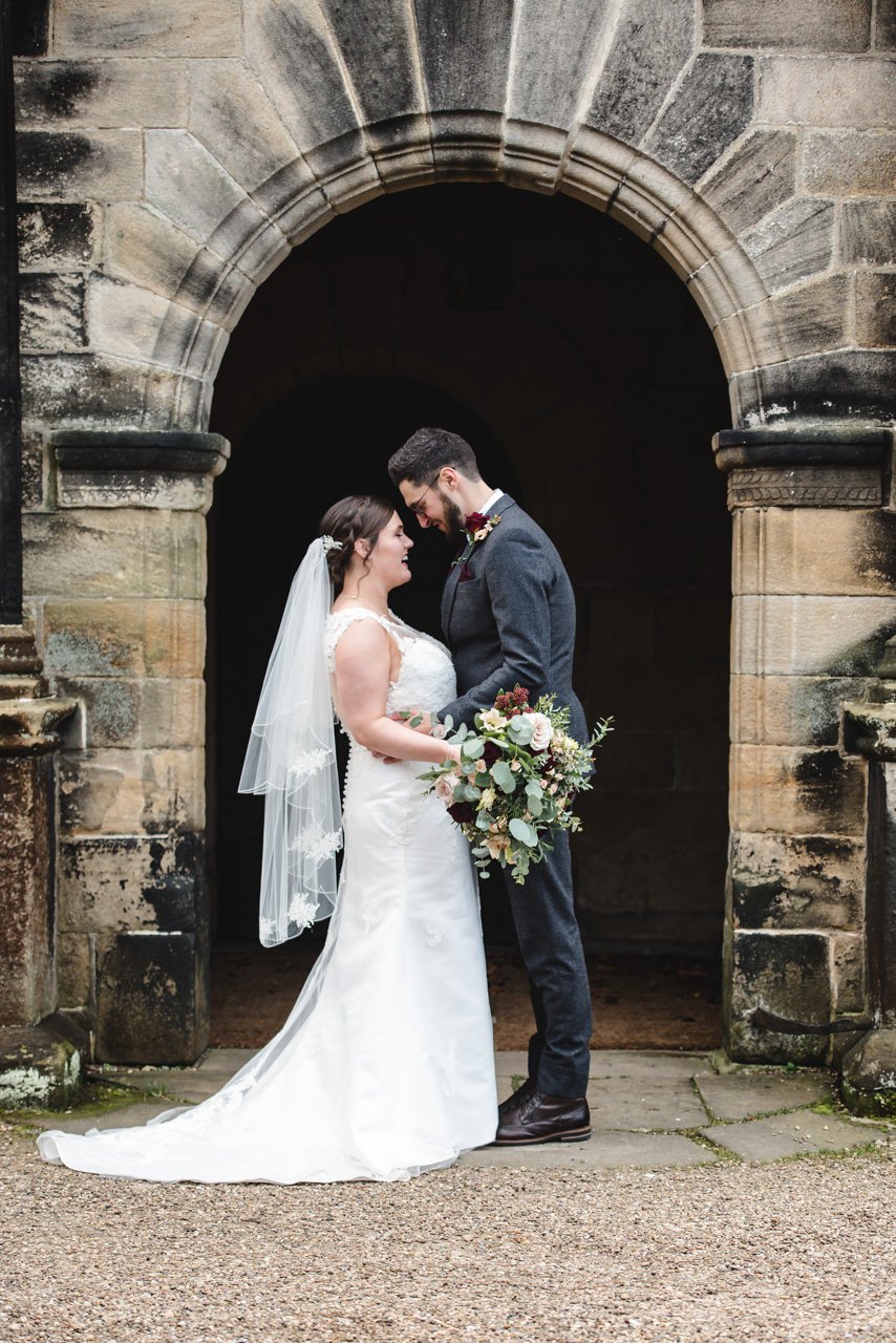 Wedding photography at East Riddlesden Hall Barn 28