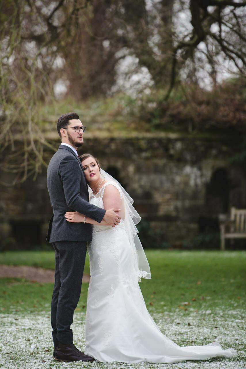 Wedding photography at East Riddlesden Hall Barn 38
