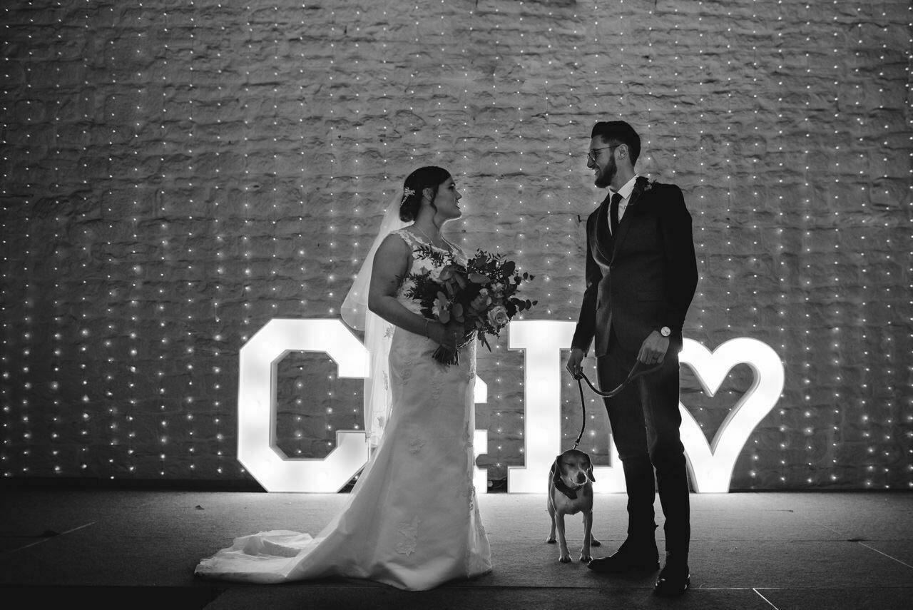 Wedding photography at East Riddlesden Hall Barn 48