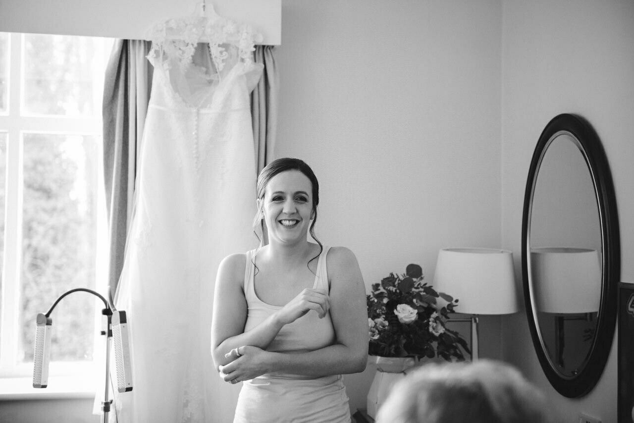 Wedding photography at East Riddlesden Hall Barn 3