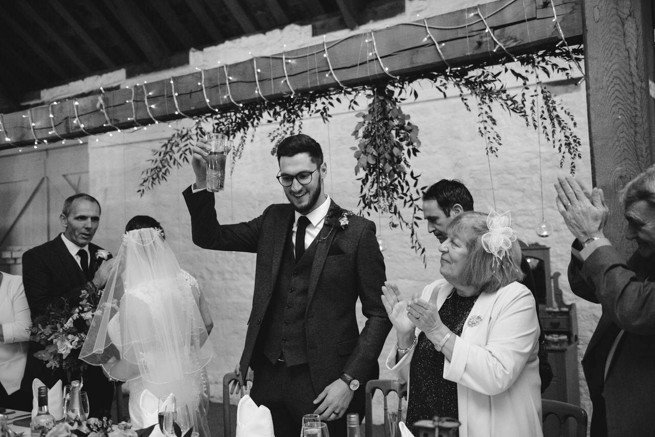 Wedding photography at East Riddlesden Hall Barn 50