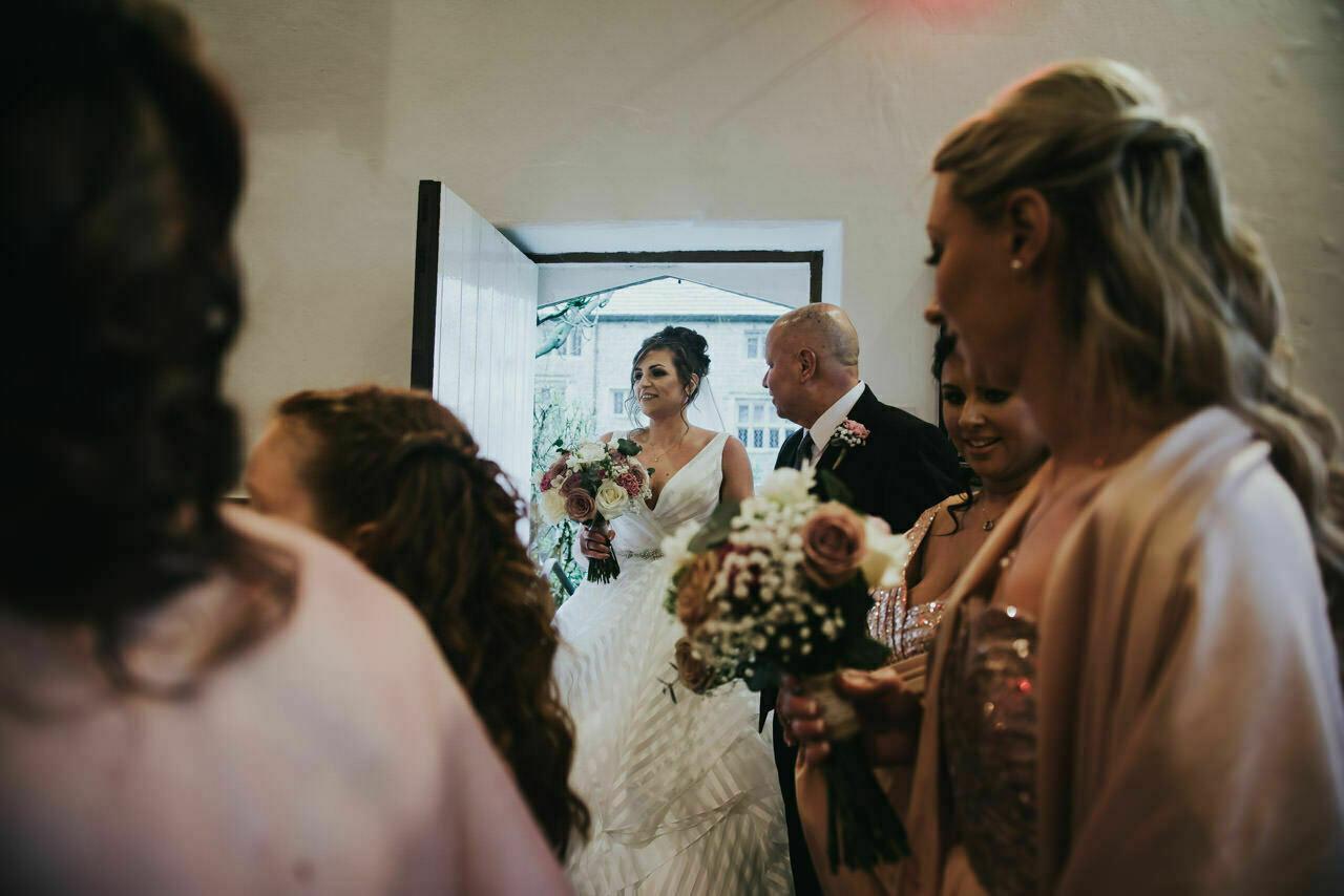 Wedding Photographer Skipton – Craven arms Barn – Yorkshire 26