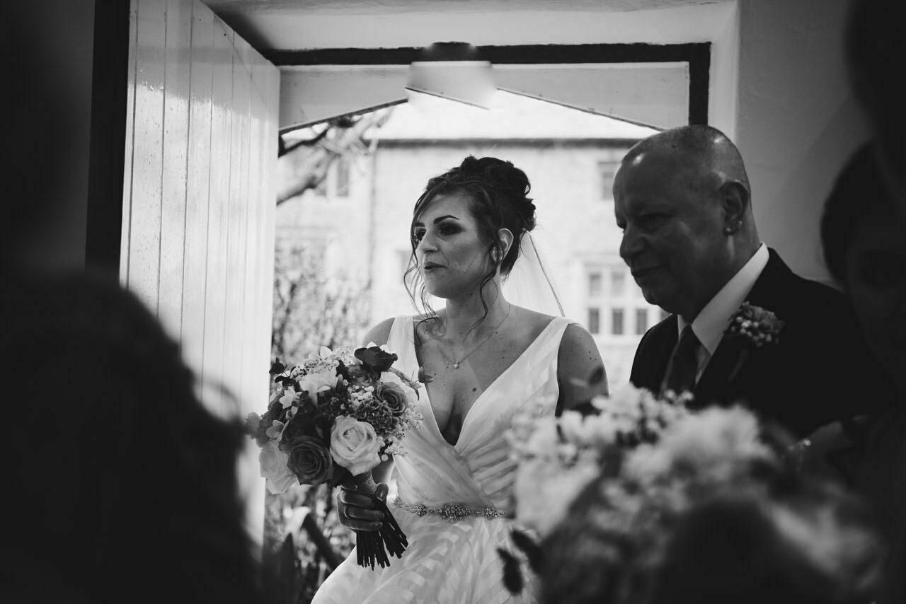 Wedding Photographer Skipton – Craven arms Barn – Yorkshire 27