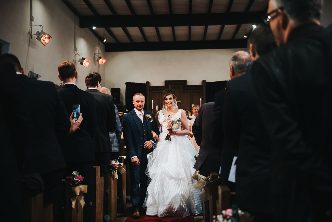 Wedding Photographer Skipton – Craven arms Barn – Yorkshire 32