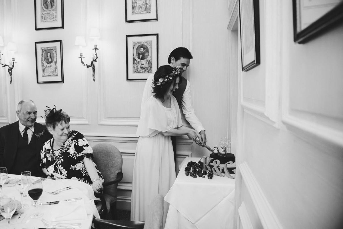 Wedding Photography At Middlethorpe Hall-York 46