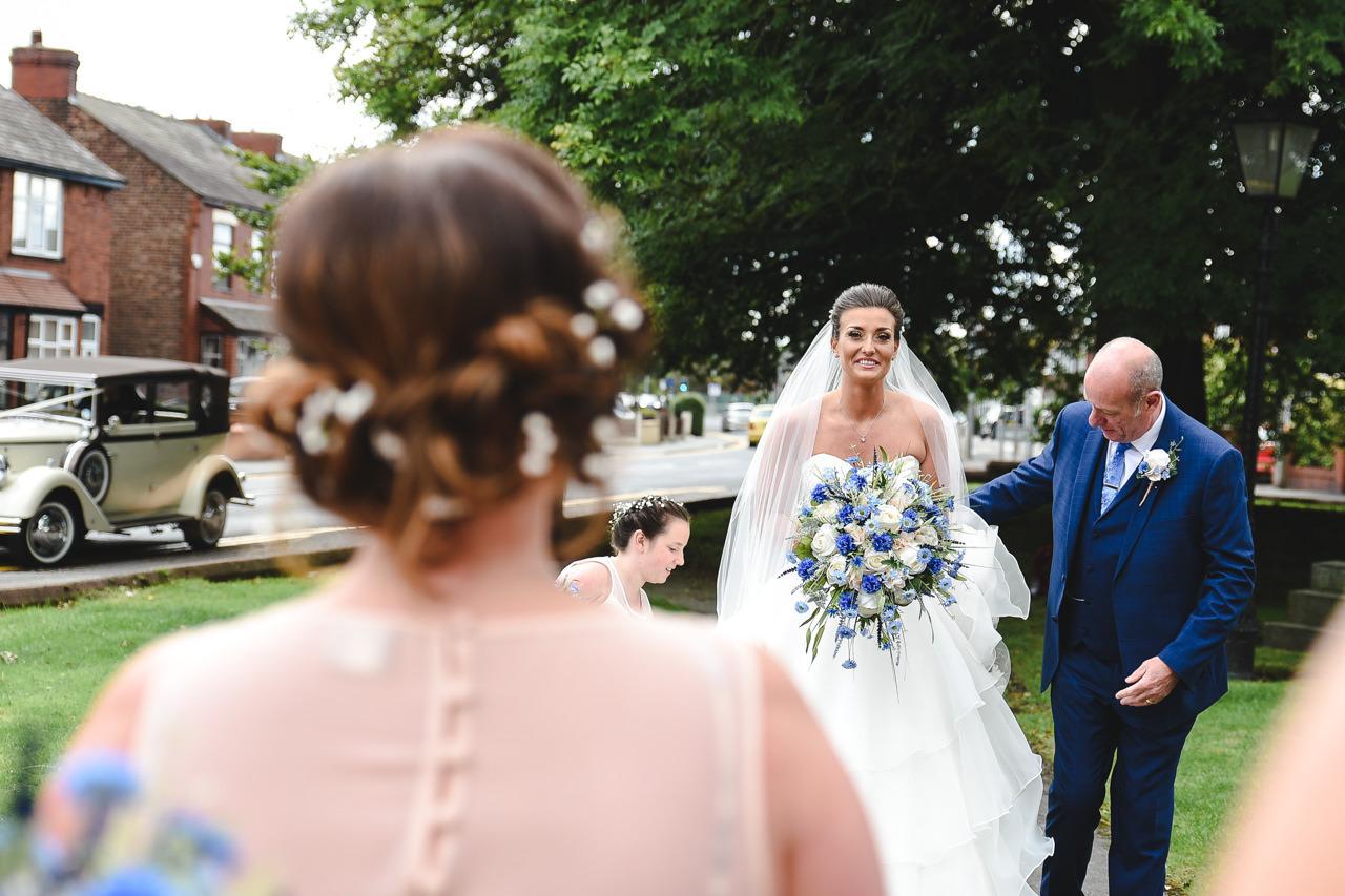 The Midland Hotel -Wedding Photography Manchester 16
