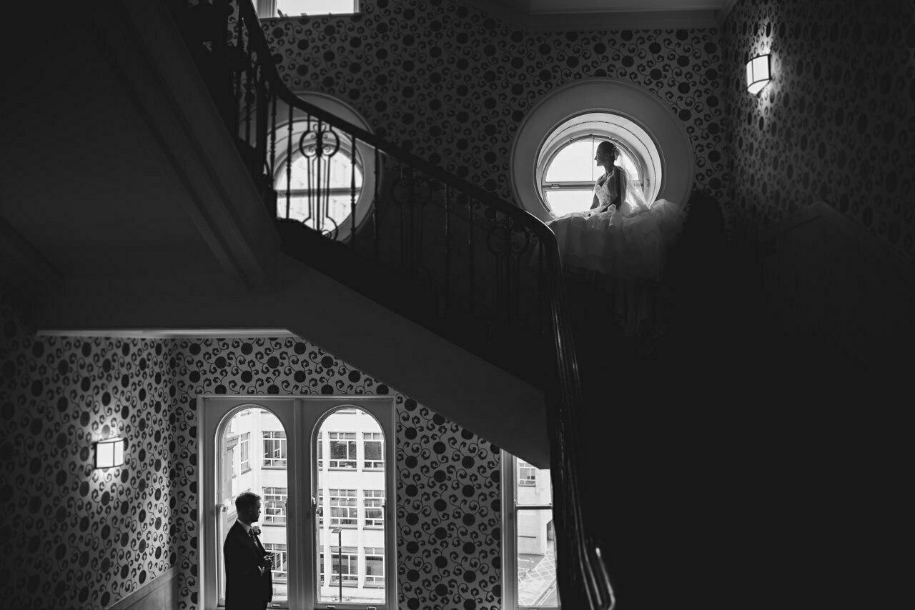 The Midland Hotel -Wedding Photography Manchester 36