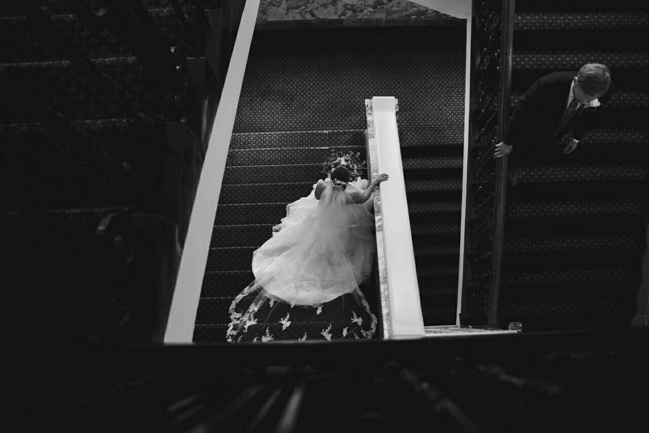 The Midland Hotel -Wedding Photography Manchester 37