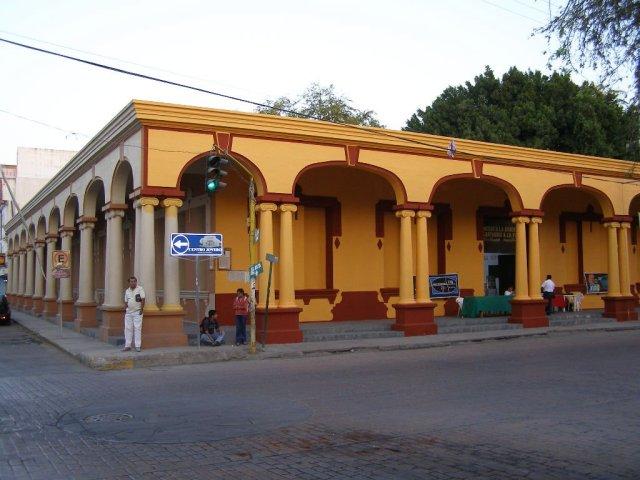 Actual Museo de La Bandera