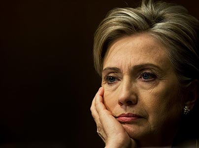 Hillary Clinton AFP/Getty