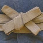 袢纏(半纏)の帯の締め方 – 神田結び –