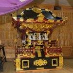 茅ヶ崎 鶴嶺八幡宮の神輿