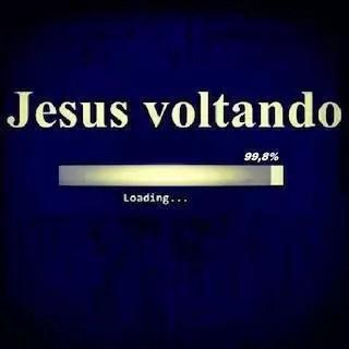 jesus voltara