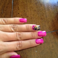 Photo Taken At Bay Cities Nail Spa By C On 12 23