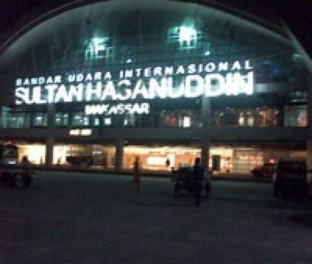 Photo Taken At Sultan Hasanuddin International Airport Upg By Riris B On