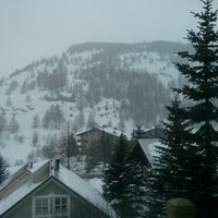 La Foux DAllos Ski Area In La Foux DAllos
