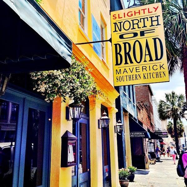 Slightly North Of Broad French Quarter Charleston SC