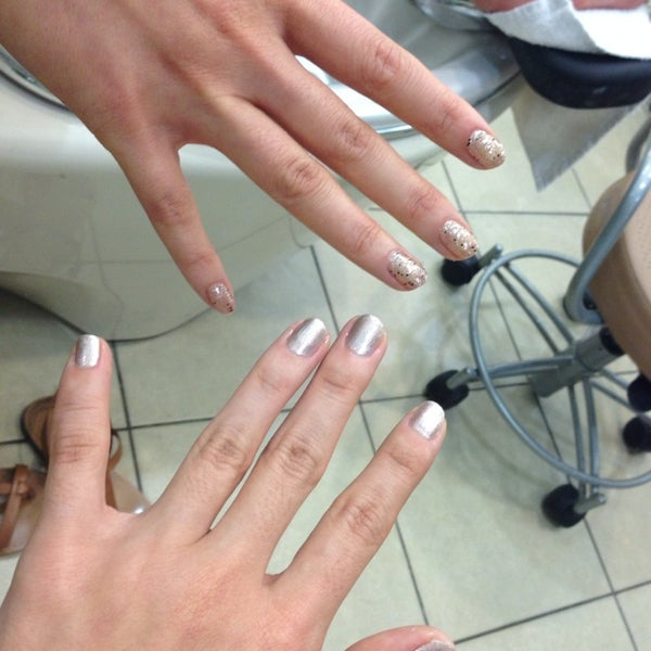Photo Taken At Nail Service By Suzy R On 12 30 2017