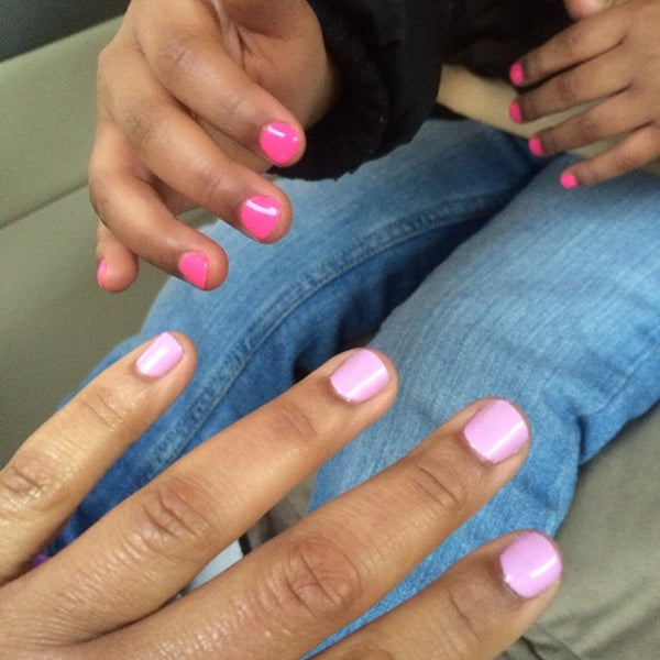 Photo Taken At Allure Nail Spa By Christina On 3 9 2017