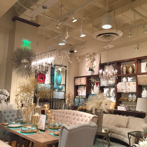 Z Gallerie Furniture Home Store In Houston