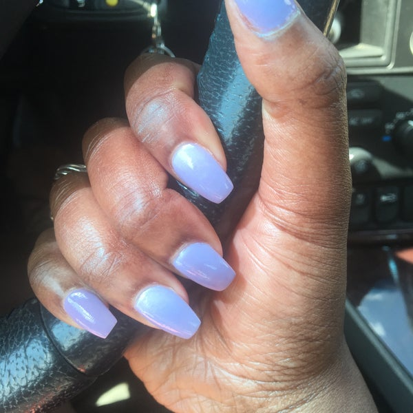 Photo Taken At Artistic Nails And Spa By Phyllicia O On 7 16